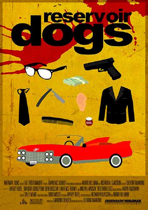 quentin tarantino film art the grindhouse 30 awesome fan art movie posters inspired