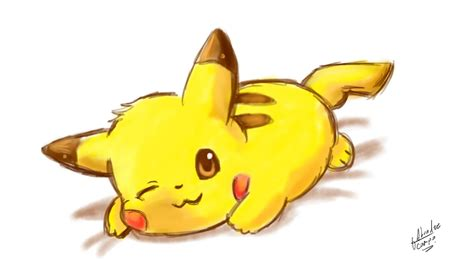 imagenes kawaii pokemon como dibujar a pikachu kawaii pokemon youtube