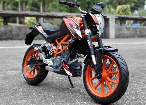Ktm Duke 200 Black 1 12 Scale Black Diecast Ktm Duke 200 Motorcycle Model