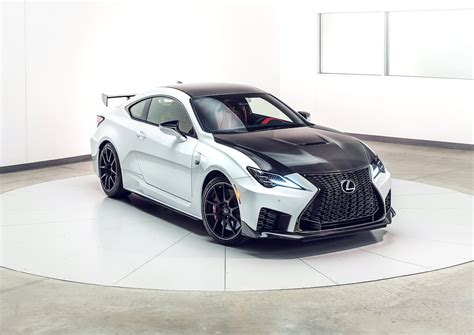 lexus rcf 2020 2020 lexus rc f track edition adds bite to rc lineup
