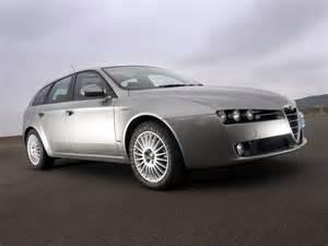 Alfa Romeo 159 Sport Alfa Romeo 159 Sportwagon 2006 2007 2008 2009 2010