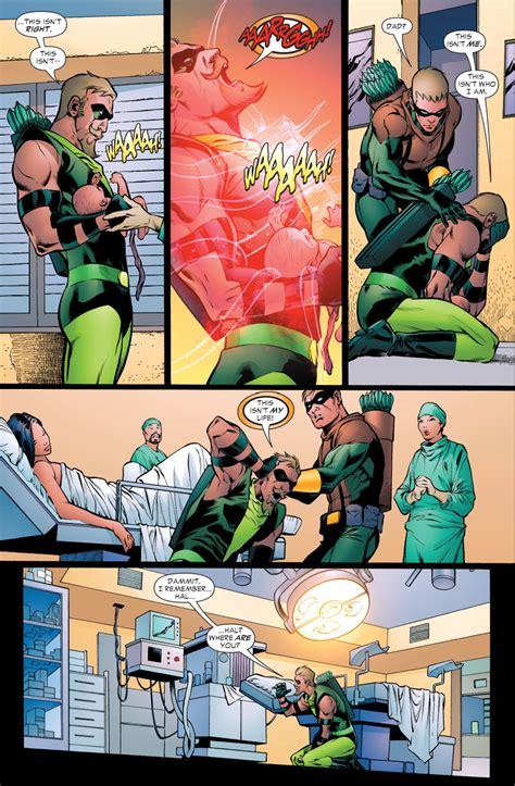 Mercy Black green arrow s the black mercy comicnewbies