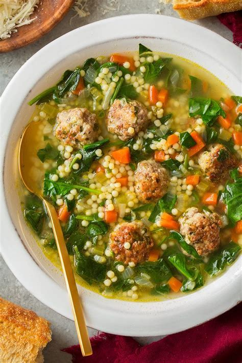 Italian Wedding Soup   Cooking Classy