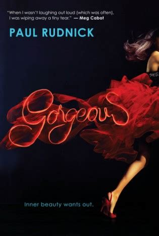 review gorgeous by paul rudnick cuddlebuggery book