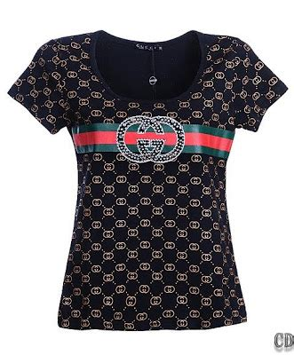 full picture  shirt gucci woman