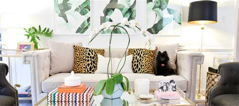 animal print home decor interior design trends how to use animal prints in your