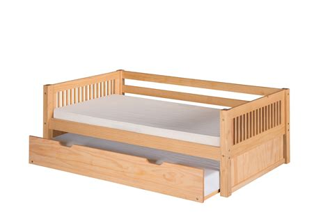 trundle bed headboard camaflexi twin size day bed with twin trundle mission