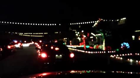 Christmas Light Display Gilbert Az Dec 2015 Youtube Lights Gilbert Az