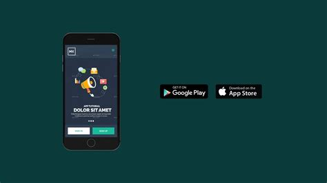 After Effects Template Mobile App Promo Youtube After Effects App Template