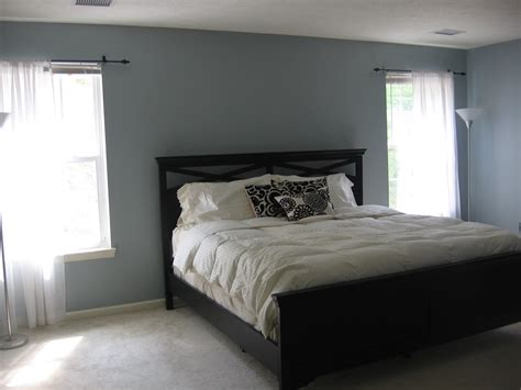 Bedroom Color Schemes Blue Gray Grey Blue Bedroom Paint Colors Large And Beautiful