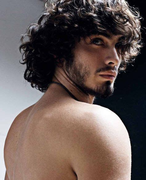 male models curly blond hair 17 best images about men with long hair on pinterest