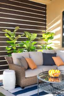 How To Make A Backyard Screen by How To Customize Your Outdoor Areas With Privacy Screens