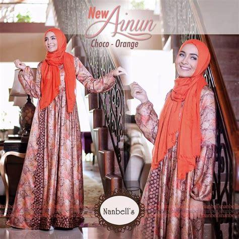 Gamis Batik Pesta Terbaru gamis batik kombinasi kain polos model terbaru 2017
