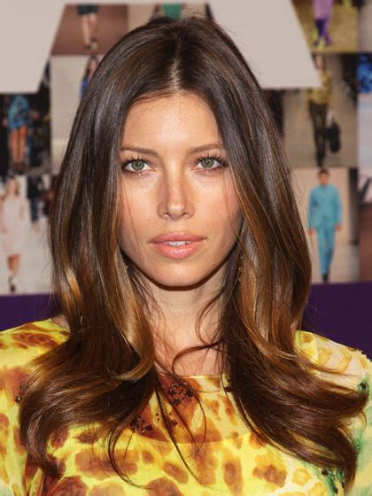 long layered hsir with waves around face secrets to the right hairstyle for your face shape