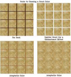 how to choose a grout color visit freshnestdesign