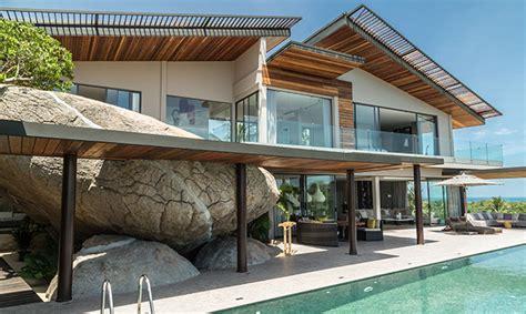 The Rock Center Detox Residence Santa by Black Rock Villa S 233 Jour Detox Thailande La Villa Black