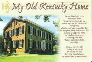 home song historic my kentucky home song flickr photo