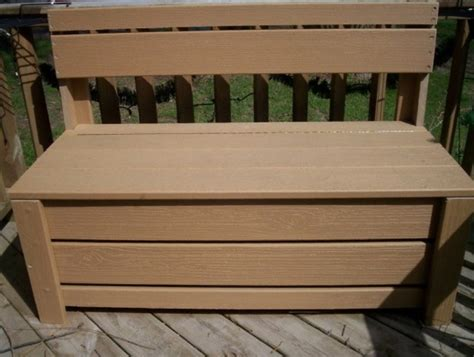 patio bench storage patio storage bench wood benches