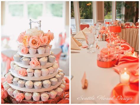 coral and grey wedding centerpieces it should be exactly as you want because it s your