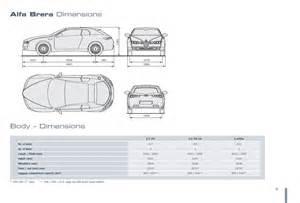 Alfa Romeo Brera Dimensions Alfa Romeo 187 Yaroslav Bozhdynsky S Personal Website