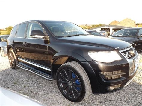 volkswagen touareg for sale uk vw touareg r50 for sale in uk 68 used vw touareg r50