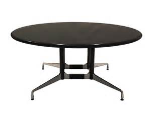 Black Conference Table 5 5 Herman Miller Black Granite Conference Table