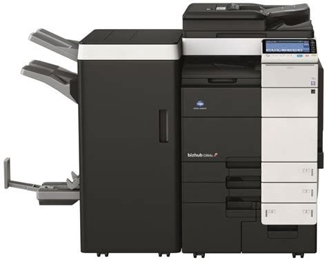 Printer Konica Minolta konica minolta bizhub c654e color multifunction printer copierguide