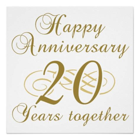 20th Wedding Anniversary Quotes For by 20th Wedding Anniversary Wishes Messages And Quotes