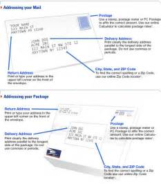 7 how to address an envelope with po box resumed