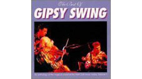 gipsy swing the best of gipsy swing djangobooks com