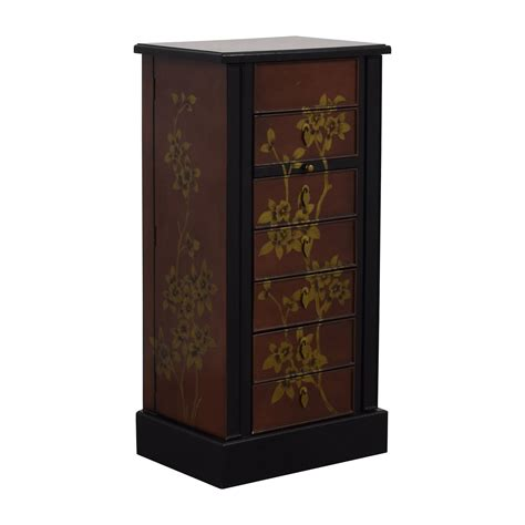 pier one jewelry armoire 90 off pier 1 pier 1 jewelry armoire tables