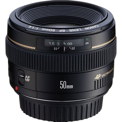 50mm Lens Frame by Canon Ef 50mm F 1 4 Usm Lens 2515a003 Frame Fixed