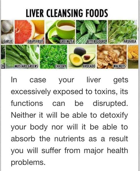 The Best Foods To Detox Your by 17 Best Images About Food Liver Cleanse On