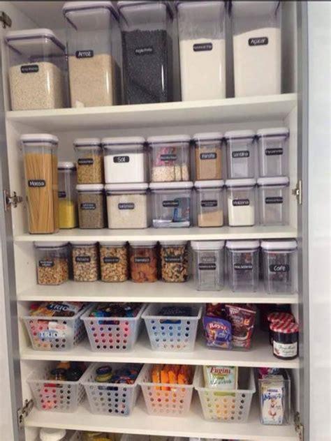 despensa organizada dispensa organizada home sweet home pinterest