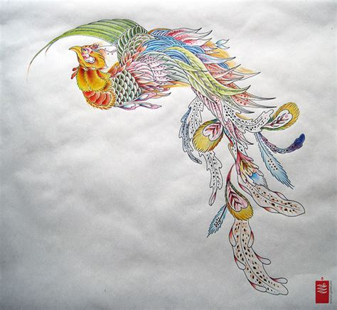 phoenix tattoo meaning japanese phoenix flickr photo sharing