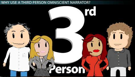 scow voice definition third person omniscient narrator definition exles