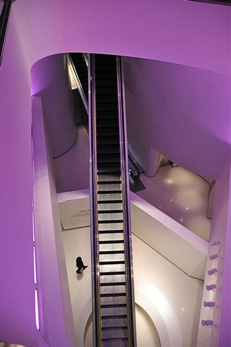 burj khalifa interior burj khalifa interior purple from the movie mission
