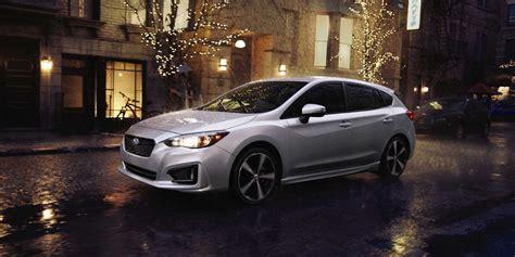Kia Impreza 2017 Subaru Impreza Vehicles On Display Chicago