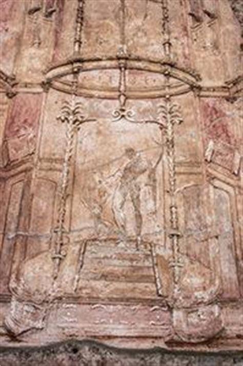 stucco romano stucco or plastic decorations