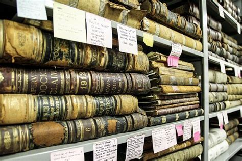Lowndes County Records Inside The Vault Take A Peek Inside One Of The Least