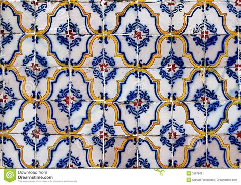 seamless pattern meaning seamless tile pattern of antique tiles stock image image