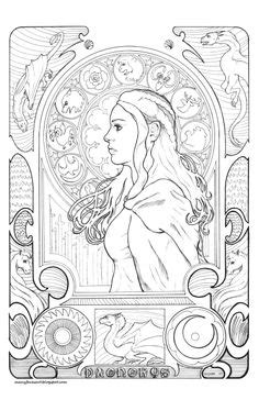 thrones coloring book etsy 1000 images about of mine on gi