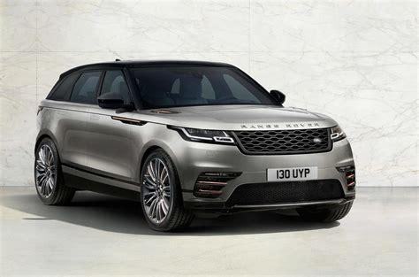 range rover velar dashboard range rover velar revealed price specs interior autocar
