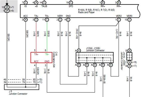 crutchfield audio wiring diagram crutchfield wiring