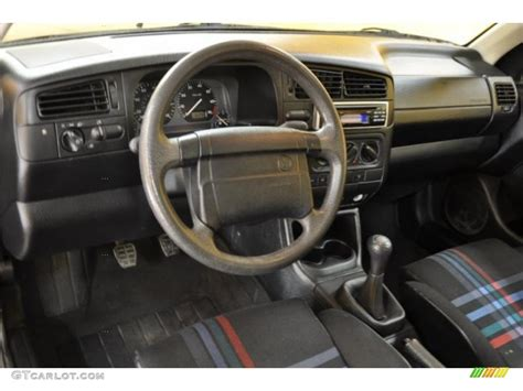 Golf 2 Interior by 1995 Volkswagen Golf 2 Door Interior Photo 41052033