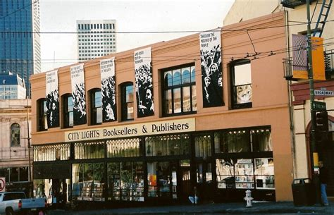 City Lights Books by Panoramio Photo Of City Lights Bookstore
