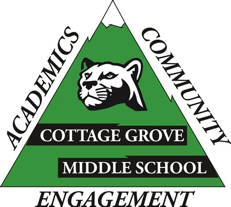 monthly newsletter cottage grove middle school