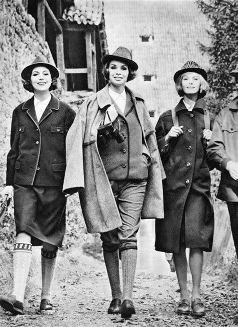 Mode Der 60iger by 60 Er Jahre Mode