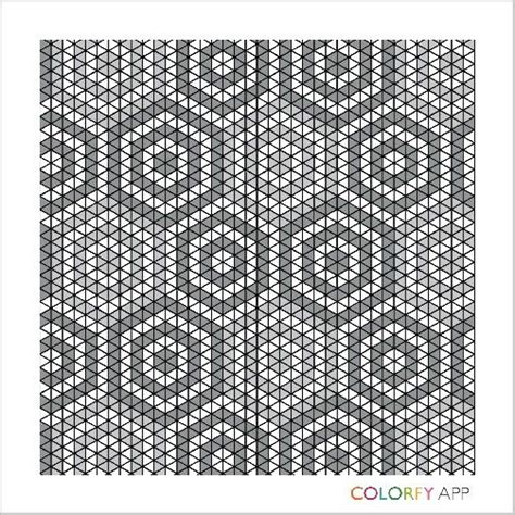tile pattern app colorfy colorfyapp patterns quilt app shadesofgray