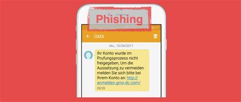 Musterbrief Abofalle Gmx Warnung Gmx Sms Zum Prufungsprozess Ist Phishing Nicht Anklicken